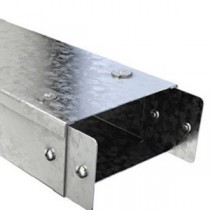150x100 Galv Trunking & Accs