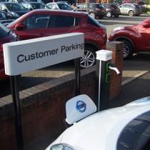 Rolec Car Charging Units