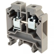Din Rail Connectors Grey
