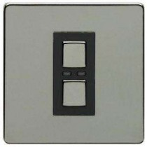 Black Chrome Dimmers