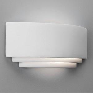 Astro 1079001 Amalfi Wall Light White