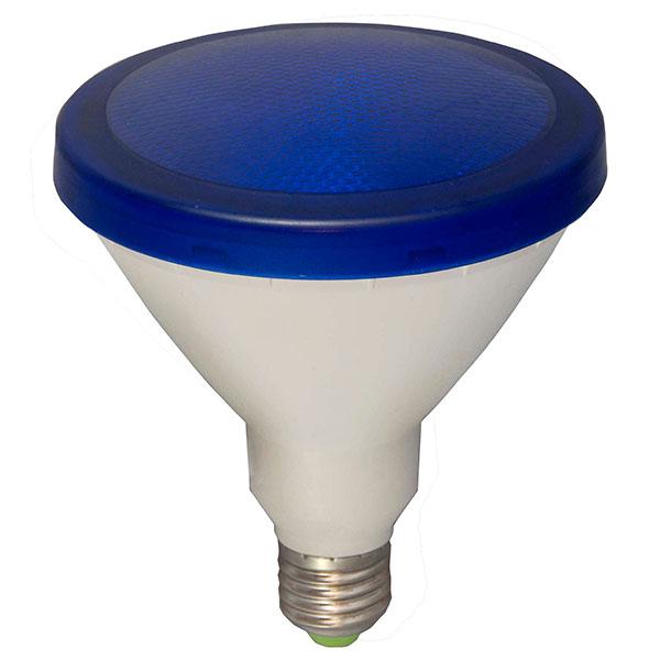 BELL 05653 LED ES PAR38 15W 240V Blue