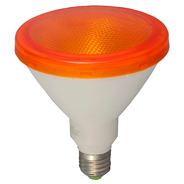 BELL 05654 LED ES PAR38 15W 240V Yellow