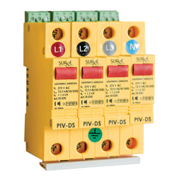 Surge Protector 4P (Type 1,2,3)*