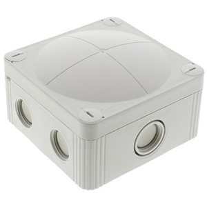 Wiska 10060534 Box 607/5 White IP67