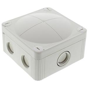 Wiska 10060534 Box 607/5 White IP67