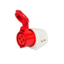 Walther 110406 Socket 16A 380/415V 3P+E