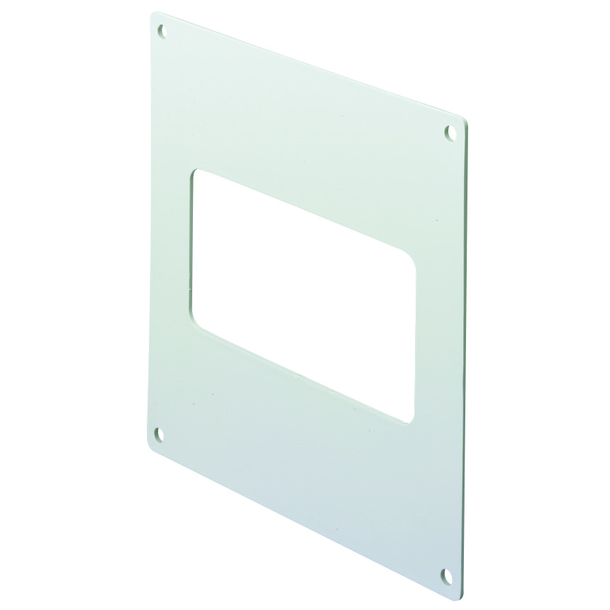 NVA 115-6 Megaduct 220 Wall Plate