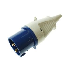 Walther 210306 Plug 16A 220/250V 2P+E  IP44