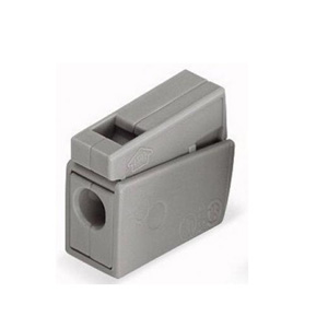Wago 224-101 Lighting Connector Grey