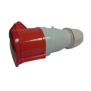 Walther 330406 Coupler 32A 380/415V 3P+E