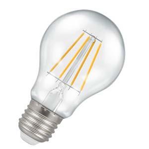 Crompton 4214 LED E27 ES 7.5W 2700K Clr