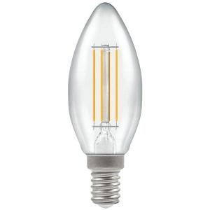 Crompton 4443 LED Candle SES E14 5W 2700K