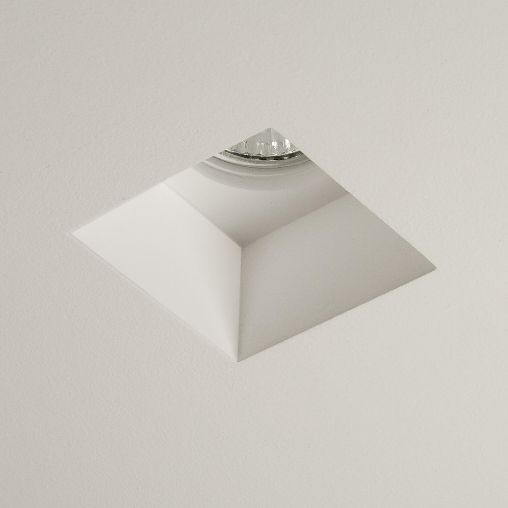 Astro 1253002 Blanco Square Downlight