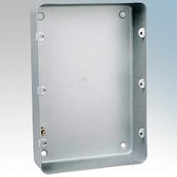MK 895ALM Box 12 Gang Flush c/w KO