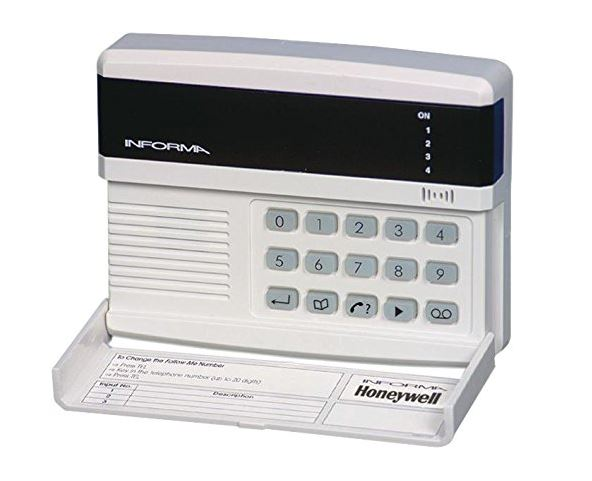 Honeywell 8EP276A-UK Speech Dialler