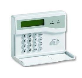 Honeywell 8EP417A-EU LCD Keypad