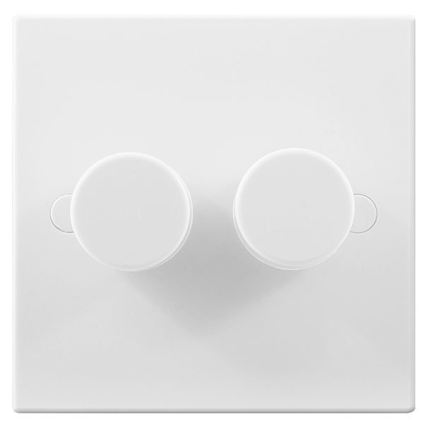 BG 982P Dimmer Switch Push 2Way 2x400W