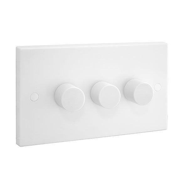 BG 983P Dimmer Switch Push 2Way 3x400W