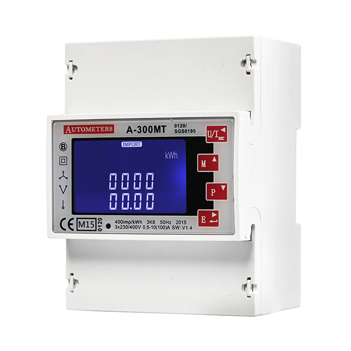 Amtr Meter 100A Direct Term