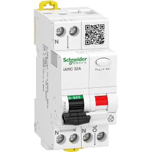 Schneider A9FDD232 AFDD iARC SP+N 32A