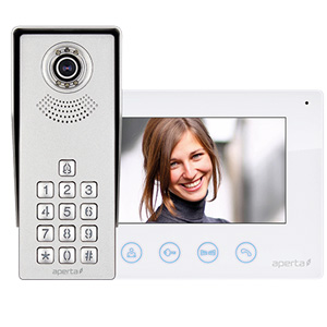 ESP APKITKP 1 Way Video Door Entry Kit
