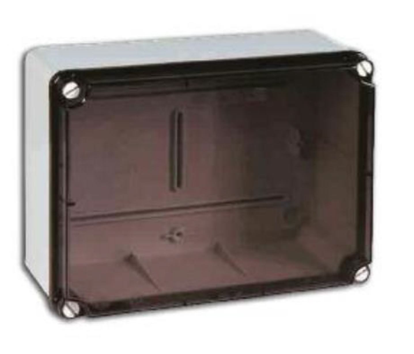 Hellerman AS25T Junction Box Clear Lid*