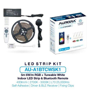 Aurora AU-A1BTCWSK1 LED Strip Kit 6W