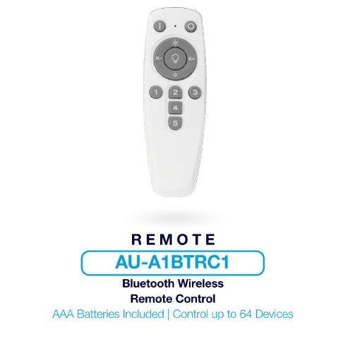 Aurora AU-A1BTRC1 Bluetooth Rem/Con Whi