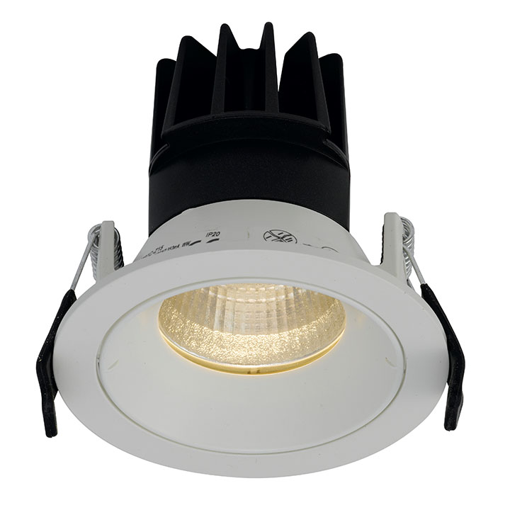 Ansell AULED80D/DD Downlight C/W LED 13W