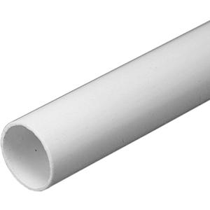 U/Volt BSSH25W Conduit 25mmx3m White 3m