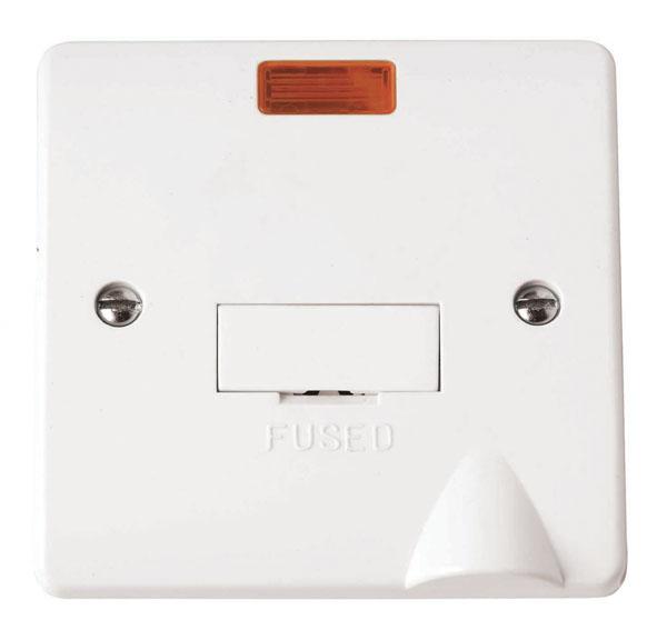 Click CMA053 Conn Unit Fsd Neon   FO 13A