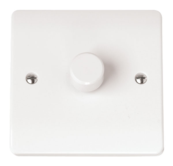 Click CMA140 Dimmer Switch 400W Whi
