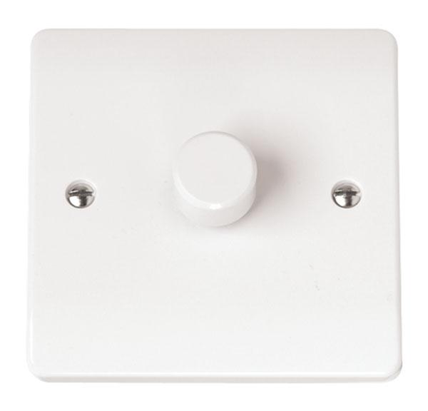 Click CMA145 Dimmer Switch 250Va Whi