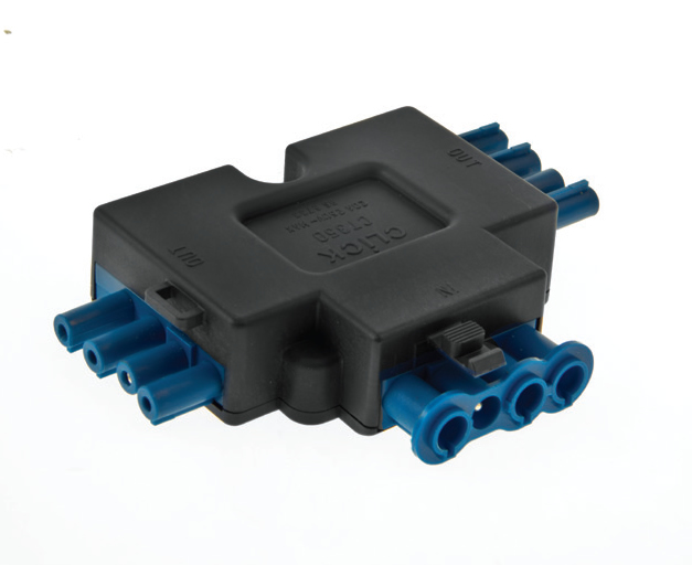 Click CT350 Connector 4 Pin Splitter 20A