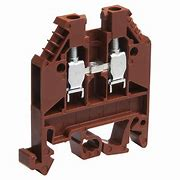 Europa CTS4UNBROWN Screw Clamp Terminal