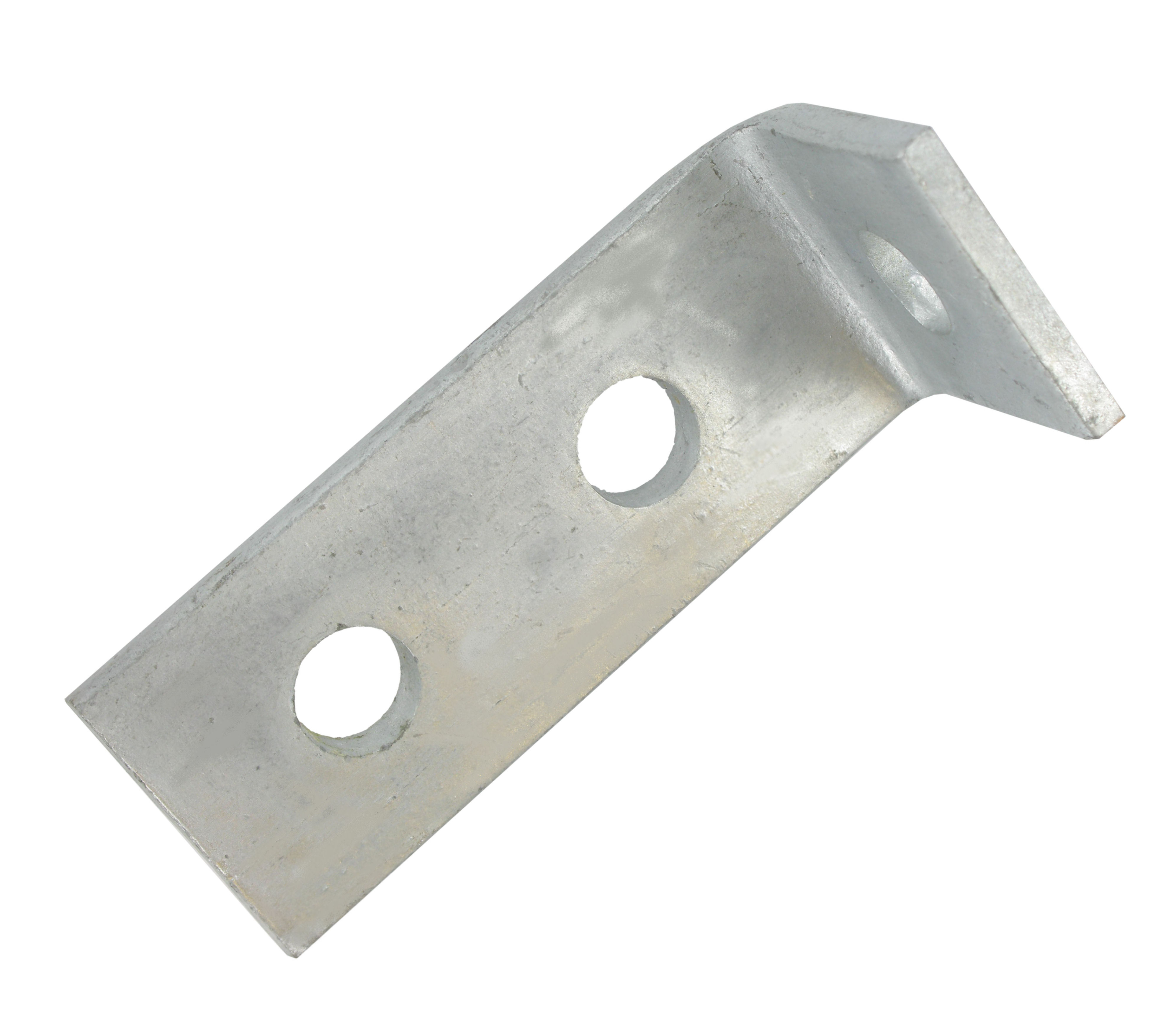 Deligo D502 Bracket 90D 2x1Hole 42x102mm