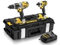 zzzz * Dewalt DCK290M2-GB Drill Kit 2 18V XR