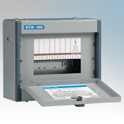 Eaton EAM7 Dist Board 7Way SPN 125A
