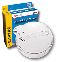Aico EI141RC Smoke Alarm Ionisation
