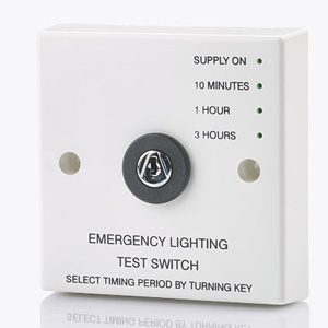 CPE ELT10 Key Switch Emergency Test