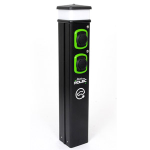 Rolec EVCL2015 Ped Charging Point 1000mm