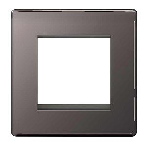 BG FBNEMS2 Frontplate 2 Module Square