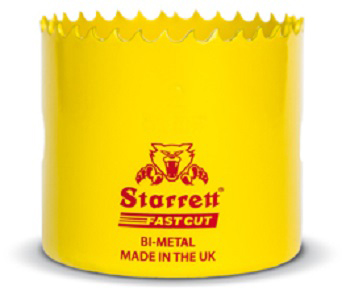 Starrett FCH0212 Holesaw 64x41mm Regular