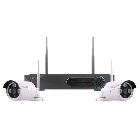 ESP FHDV4KBWF1TB HD CCTV Kit DVR 4Ch 1TB
