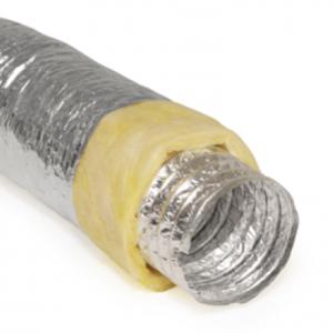 NVA FXALAC/100 100mmx10m Acoustic Duct