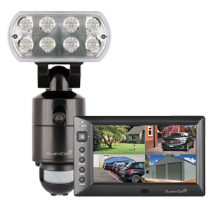ESP GUARD-CAM-LED Flood Camera   PIR