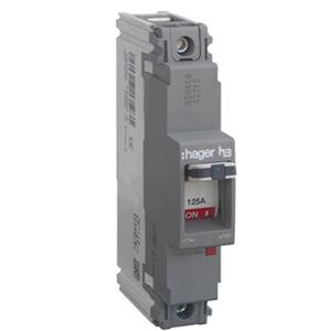 Hager HDA098Z MCCB SP 100A 18kA