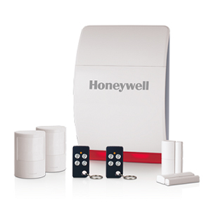 Honeywell HS321S Quick Start Home Alarm