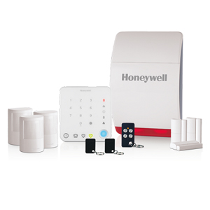 Honeywell HS351S Family Home Alarm Kit